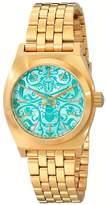 Nixon Women's A3991899 Small Time Teller Watch