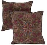 Bergdorf Goodman Jean Francoise Lesage Throw Pillows w/ Tags