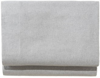 L.L. Bean Ultrasoft Comfort Flannel Sheet, Fitted