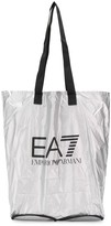 Emporio Armani Ea7 logo shopping bag