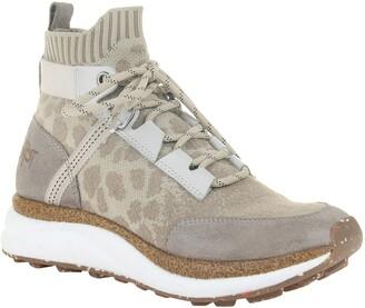 OTBT Hybrid High Top Platform Sneaker