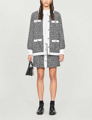 Claudie Pierlot Tweed jacket