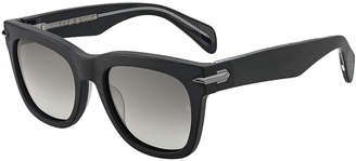 Rag & Bone Men's Dagger-Hinge Acetate Sunglasses