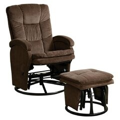 Glider Recliner With Ottoman Shop The World S Largest Collection Of Fashion Shopstyle