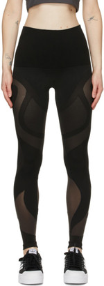 Wolford Black adidas Originals Edition Sheer Motion Leggings