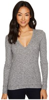 Lilla P Long Sleeve V-Neck Women's Clothing