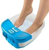 Homedics Bubble Bliss Deluxe Foot Spa