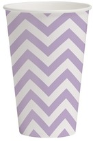 Spritz Paper Cups Lavender Printed(10 Count)