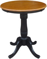 Asstd National Brand Pedestal Round Dining Table