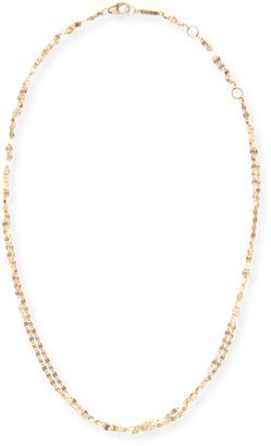 Lana Blake Two-Strand Choker Chain Necklace