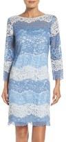Eliza J Women's Lace A-Line Dress