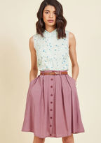 Bookstore's Best A-Line Skirt in 4X