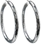 Ippolita 925 Glamazon 4 Skinny Bastille Hoop Earrings