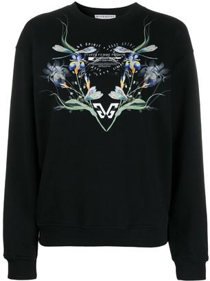 Givenchy Graphic-Print Sweatshirt