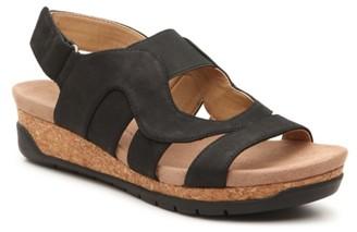 Adrienne Vittadini Teshi Wedge Sandal