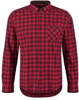 Merc Foxhill Shirt Deep Red