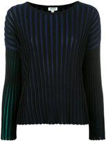 Kenzo ribbed jumper - women - Cotton/Viscose - S