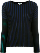 Kenzo ribbed jumper - women - Cotton/Viscose - XS