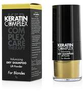 Keratin Complex Volumizing Dry Shampoo Lift Powder - # Blonde - 9g/0.3oz