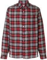 Xacus checked shirt