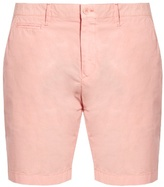 Burberry Slim-fit Cotton-poplin Shorts