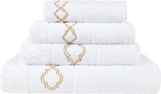 Abyss & Habidecor Chanti Hand Towel (55Cm X 100Cm)