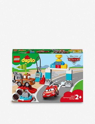 Lego DUPLO 10924 Disney Pixar Cars Lightning McQueens Race Day Set
