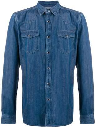 Hydrogen western denim shirt