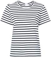 Sacai striped breton top