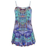Camilla Divinity Dance Strap Playsuit