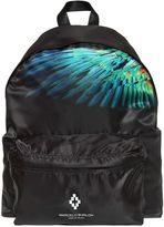 Marcelo Burlon County of Milan Wing Printed Nylon Backpack
