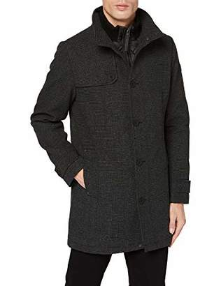 Tom Tailor Casual Men's Logo' Coat,Medium