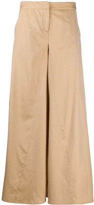 FEDERICA TOSI High-Rise Palazzo Trousers