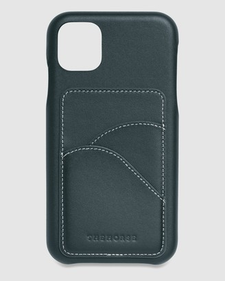 The Horse - Black Phone Cases - The Scalloped iPhone Cover - iPhone 11 - Size One Size at The Iconic