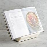 Marble Cookbook Holder