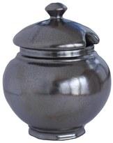 Juliska 'Pewter' Stoneware Sugar Bowl