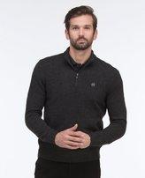 AG Jeans The Baker 3/4 Zip Pullover