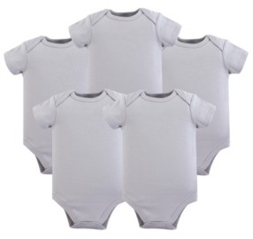 Luvable Friends Baby Boys and Girls Bodysuits