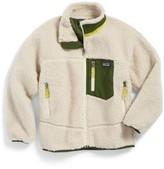 Patagonia Boy's Retro-X Windproof Fleece Jacket