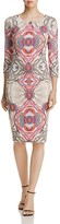 Basler Kaleidoscope-Print Dress