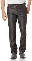 Perry Ellis Slim Fit Dark Rinse Crossover Denim