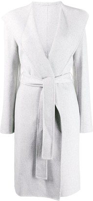 Joseph Lima belted robe coat