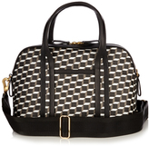 Pierre Hardy Cube-print coated-canvas bag