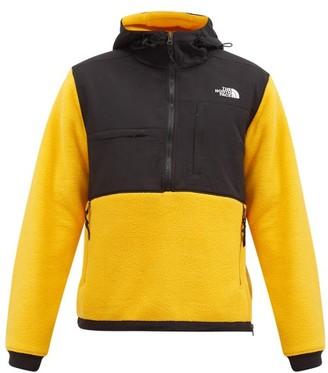The North Face Denali 2 Fleece-panelled Jacket - Yellow