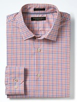 Banana Republic Camden Standard-Fit Supima® Cotton Tri-Color Gingham Shirt