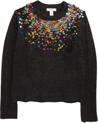 1901 Kids' Sequin Sweater