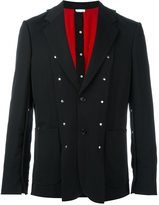 Comme des Garcons studded detail blazer