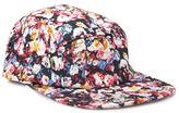 Forever 21 FOREVER 21+ Men Floral Five-Panel Hat