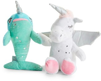 Capelli New York 2-Piece Plush Toy Set