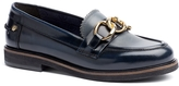 Tommy Hilfiger Chain Link Leather Loafer